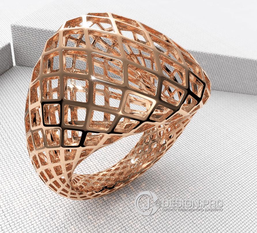857b7f3a1ba2 3D визуализация ювелирных украшений - Школа современного ювелирного ...
